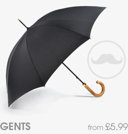 Gents Umbrellas