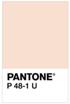 Pantone match Ivory